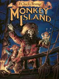 video games monkey island revenge