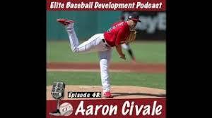 CSP Elite Baseball Development Podcast: Aaron Civale - YouTube