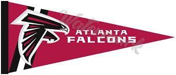 Atlanta Falcons Gloves Sticker Vinyl Decal Sticker 5 Sizes Sportz For Less
