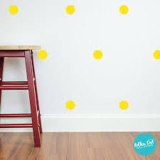 Polka Dots Wall Decals By Color Polka Dot Wall Stickers