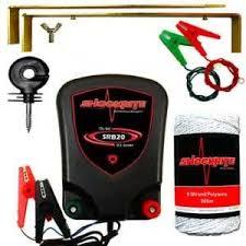 Shockrite Electric Fencing Premium Quality Great Value
