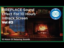 sounds effect fireplace 2 natural
