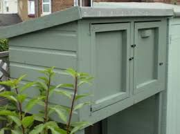 Paint The Shed With This Cuprinol Heritage Garden Shades Wild Thyme Cuprinol Garden Shades Shade Garden Garden Painting