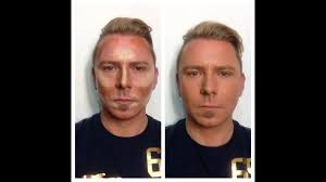 ad how to contour with wayne from