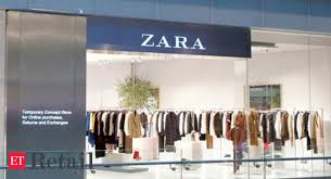zara owner inditex reports 2 percent