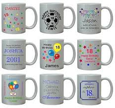 personalised 18th birthday gifts for