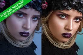 do highend portrait retouch by dianagrigore
