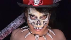 voodoo priestess makeup tutorial you