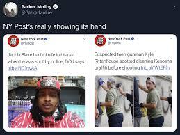 NY Post slammed for criminalizing Jacob ...
