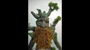 Making an Ent by Noemi Smith - YouTube