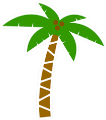 High Quality Palm Tree Car Stickers And Decals