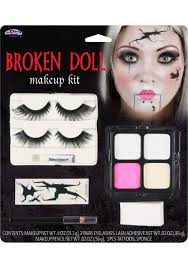 fun world broken doll makeup kit