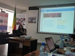 "UN Women Africa on Twitter: ""Oisika Chakrabarti, snr Communications & Media  Specialist from @UN_Women during the ongoing Regional Communications  Workshop in Dakar, Senegal… https://t.co/UxFTVi7rh3"""