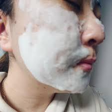 沖縄もずくのクレンジング ネオ*ちゅらびはだ|チュラコスの口コミ「乾燥肌におすすめの洗顔料!忙しい女性に最新コスメ..」 by  ふぁたれぱんだ♡♡(混合肌/30代前半) | LIPS