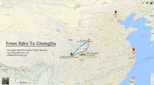 xian china chengdu tours