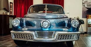 Preston Tucker's Legacy Is Alive And Well In Southern California •  Petrolicious