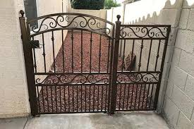 Decorative Wrought Iron Gates Phoenix Sun King Fencing Wrought Iron Gate Designs Iron Gate Design Wrought Iron Gates