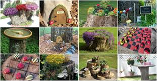 flower planters and lawn ornaments made