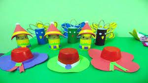 Xu thế dạy các bé cách tự làm đồ chơi mầm non