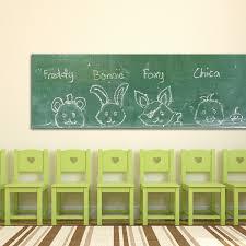 Symple Stuff Neon Flexi Chalkboard Wall Decal Wayfair
