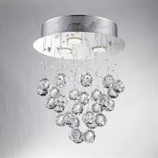 design living lx series chrome 3 light