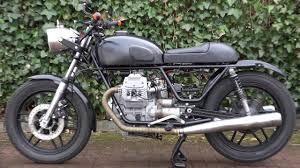 moto guzzi v50 iii back in black on the