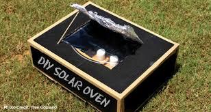 diy solar oven 50 campfires