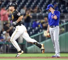 Pirates' Adam Frazier named National League Player of the Week ...