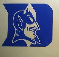 Duke Blue Devils Ncaa Decal Sticker Car Truck Window Bumper Laptop