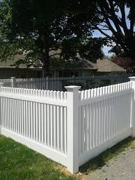 Vinyl Fence Benshoff Fence Inc In South Central Pa