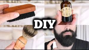 diy beard grooming kit beard