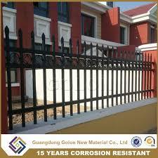 China Fixable Anti Rust Aluminum Modern Fence Panels China Fence Panel And Garden Fence Price