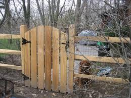 Convex Cedar Gate Jpg Jpeg Image 1600 1200 Pixels Scaled 55 Fence Gate Design Fence Design Split Rail Fence
