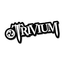 Trivium Sticker Decal Heavy Metal Metalcore Band Music Car Laptop Cd Album Ebay