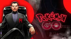 Pokemon Go - A Challenging Development Completion (Giovanni) ALL ...