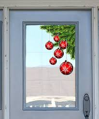 Az Vinyl Works Christmas Tree Ornaments Static Cling Window Decal Best Price And Reviews Zulily