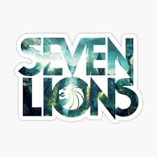 Seven Lions Stickers Redbubble