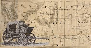 Image result for passenger stagecoach routes.words