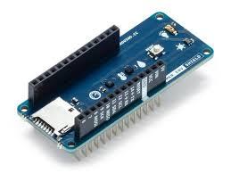 arduino shield mkr env umweltdaten