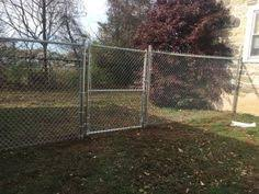 20 Chain Link Fences Ideas In 2020 Chain Link Fence Fence Styles Fence