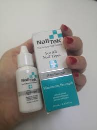 nail tek maximum strength anti fungal 0