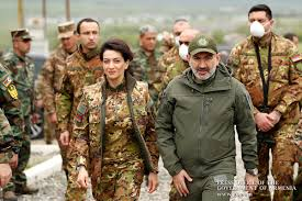 Nikol Pashinyan visits Defense Army units and border positions; PM briefed  on efforts to develop modern agriculture in Artsakh - Press releases -  Updates - The Prime Minister of the Republic of Armenia