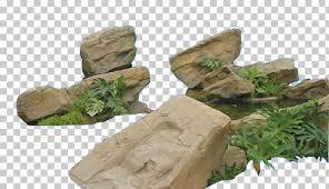 rock stone landscape park garden stone