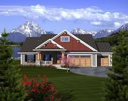house plan 97320 ranch style with