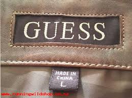 guess brown leather jacket 20738618