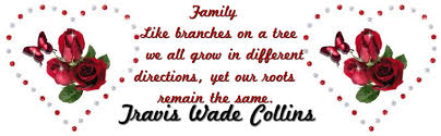 Collins, Travis Wade (1952-2008) - Cates and Bivens Family Tree