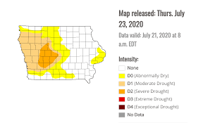 Help for Iowa Farmers Impacted by Heat and Drought | KWIT