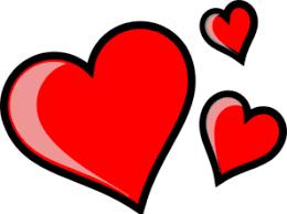 clipart hearts gclipart