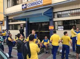 Funcionários dos Correios completam nove dias de greve em Criciúma e região