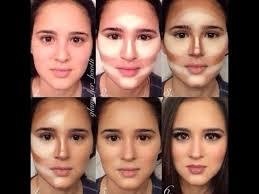tutorial make up natural untuk muka